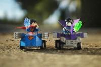 Mighty Micros - Superman vs Bizzaro